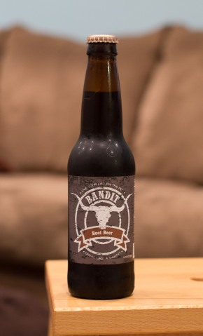 Image result for bandit beverage rootbeer